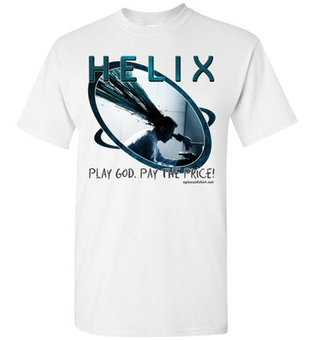 Helix: Play God. Pay the Price!