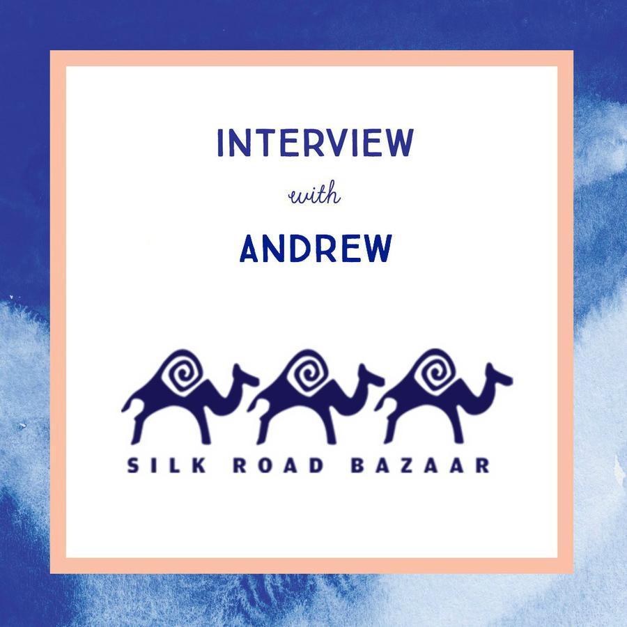 Interview with Andrew Founder of Silk Road Bazaar & Zooties