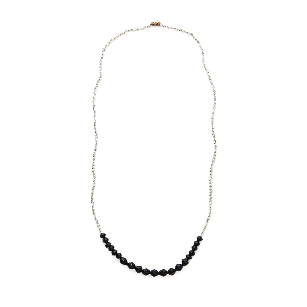 "Nairobi Nights 35"" Necklace - Midnight Blue"