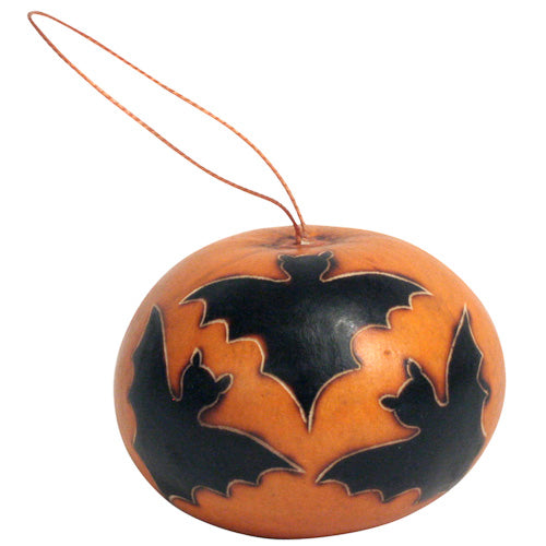 Halloween Bat Gourd Ornament - fairtribe