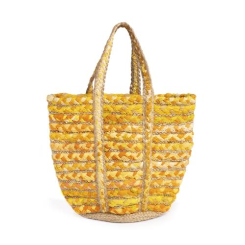 Chindi Shopper - Sunshine Blend - Matr Boomie (Basket) - fairtribe