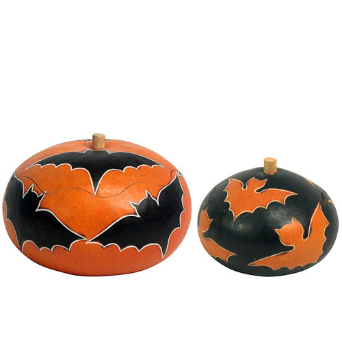 Halloween Bat Gourd Boxes - 2 sizes - fairtribe