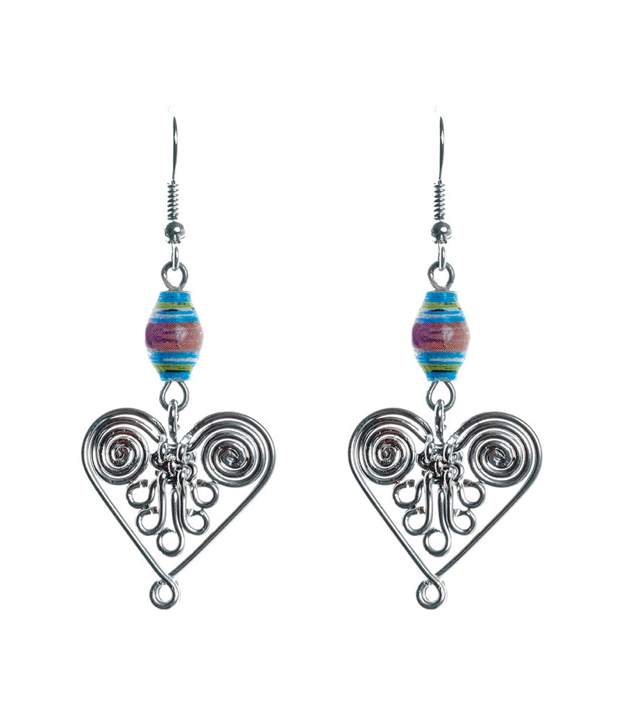Healing Hearts Earrings - fairtribe