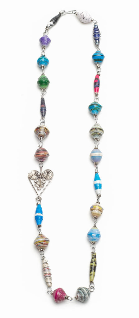 "24"" Healing Hearts Strand Necklace"