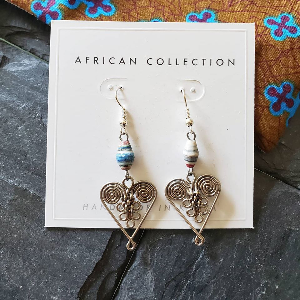 Healing Hearts Earrings