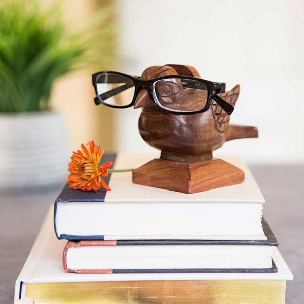 Sparrow Eyeglass Holder - fairtribe