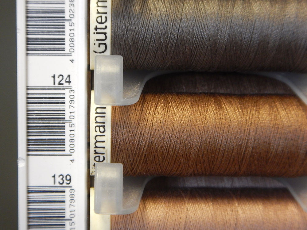 Sew All Gutermann Thread - 100m - Colour 124 - Craftyangel