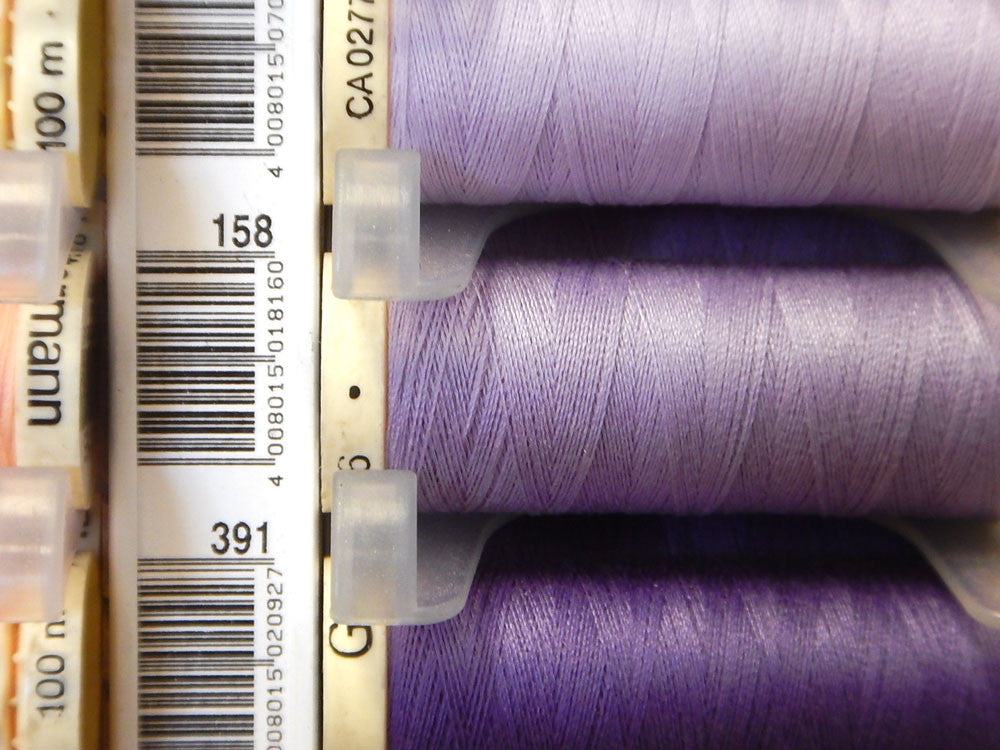 Sew All Gutermann Thread - 100m - Colour 158 - Craftyangel