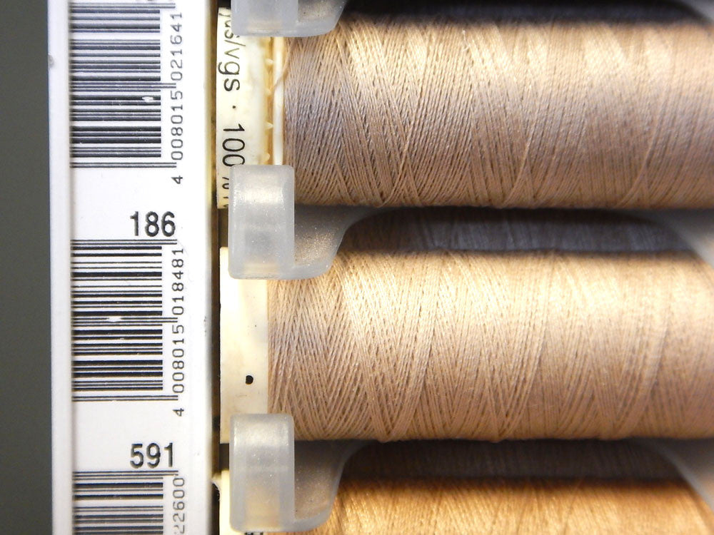 Sew All Gutermann Thread - 100m - Colour 186