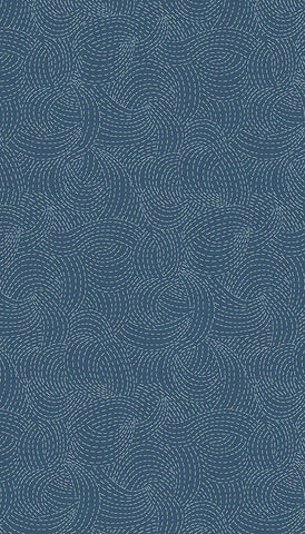 Tilda Lazy Days 5 x Fat Quarter Bundle - Blue