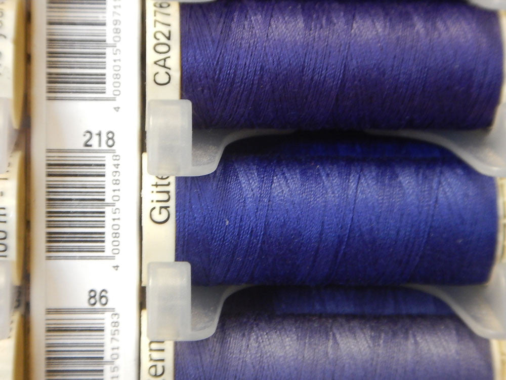 Sew All Gutermann Thread - 100m - Colour 218 - Craftyangel