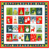 Advent Calendar  - Joy - panel - Craftyangel