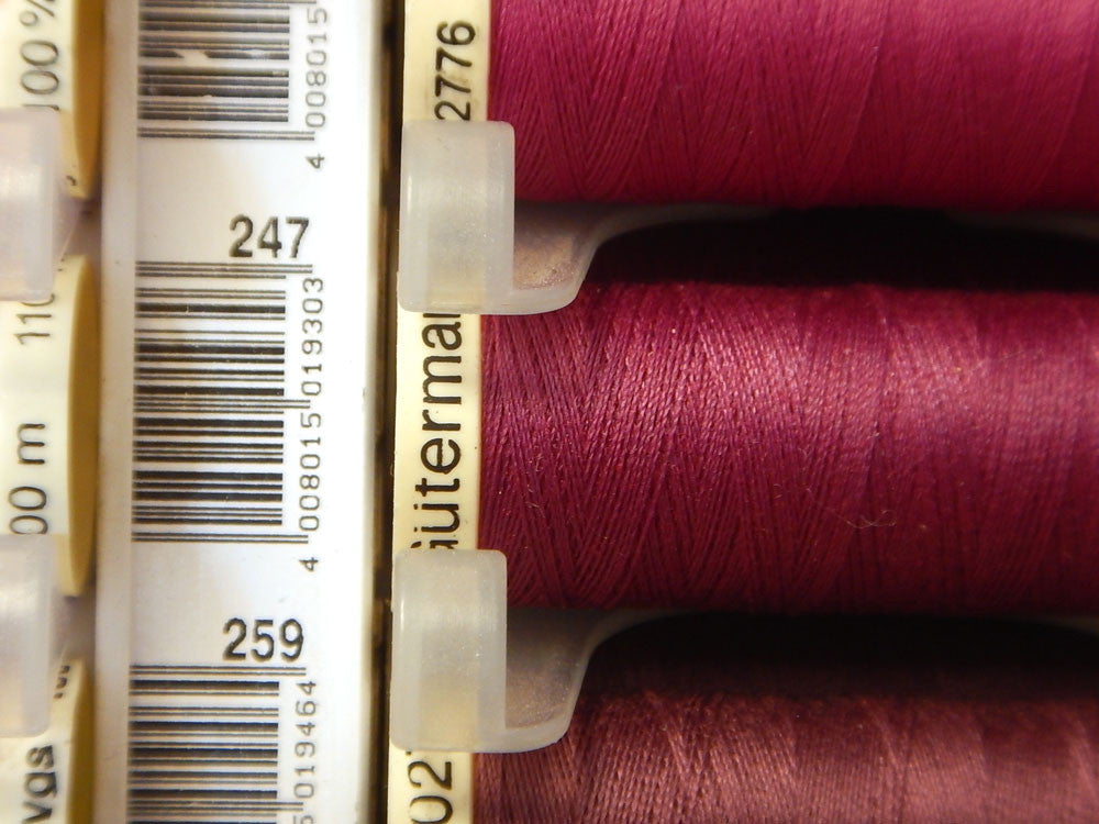 Sew All Gutermann Thread - 100m - Colour 247 - Craftyangel