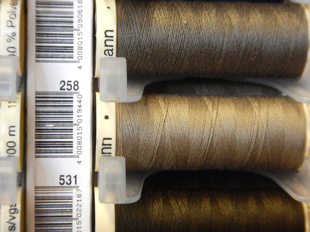 Sew All Gutermann Thread - 100m - Colour 258 - Craftyangel