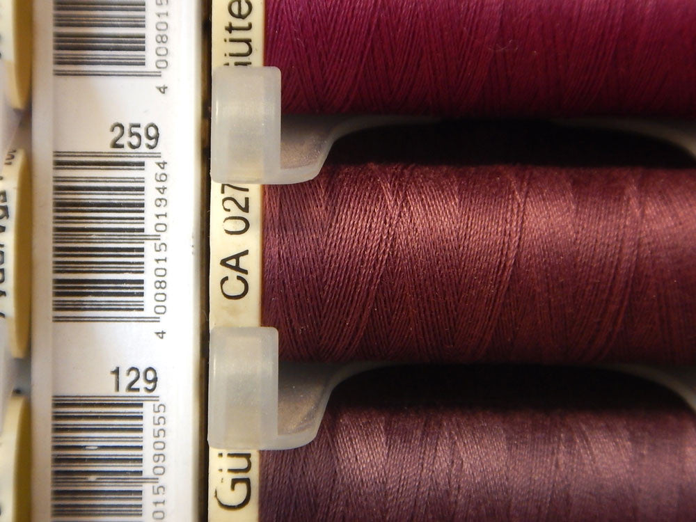 Sew All Gutermann Thread - 100m - Colour 259 - Craftyangel