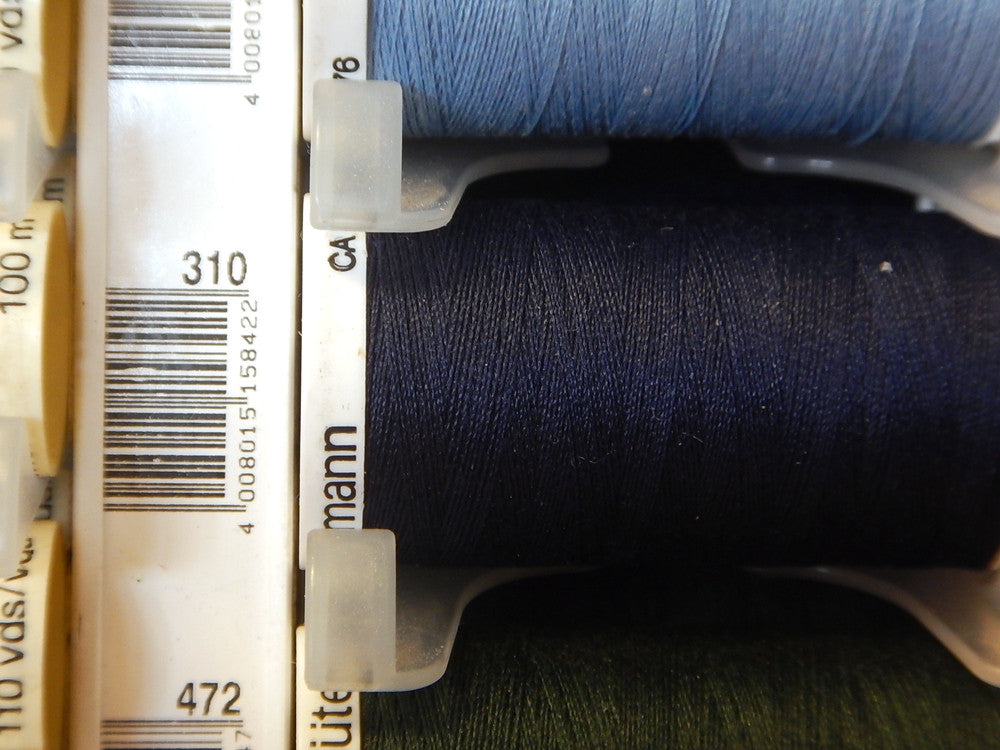 Sew All Gutermann Thread - 250m - Colour 310 - Craftyangel