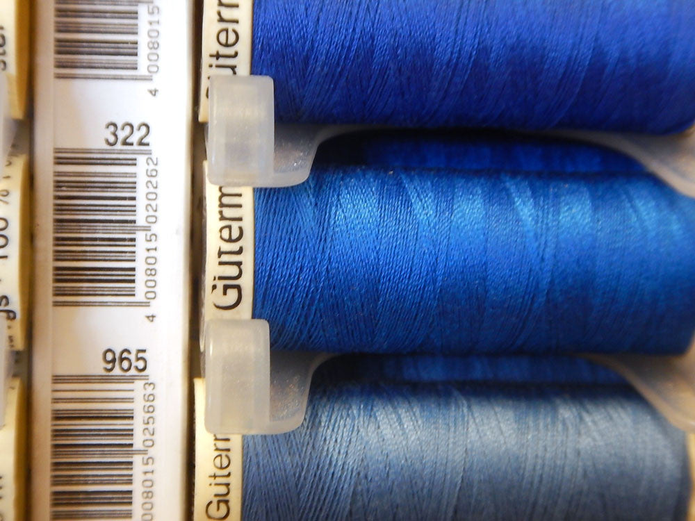 Sew All Gutermann Thread - 100m - Colour 322 - Craftyangel
