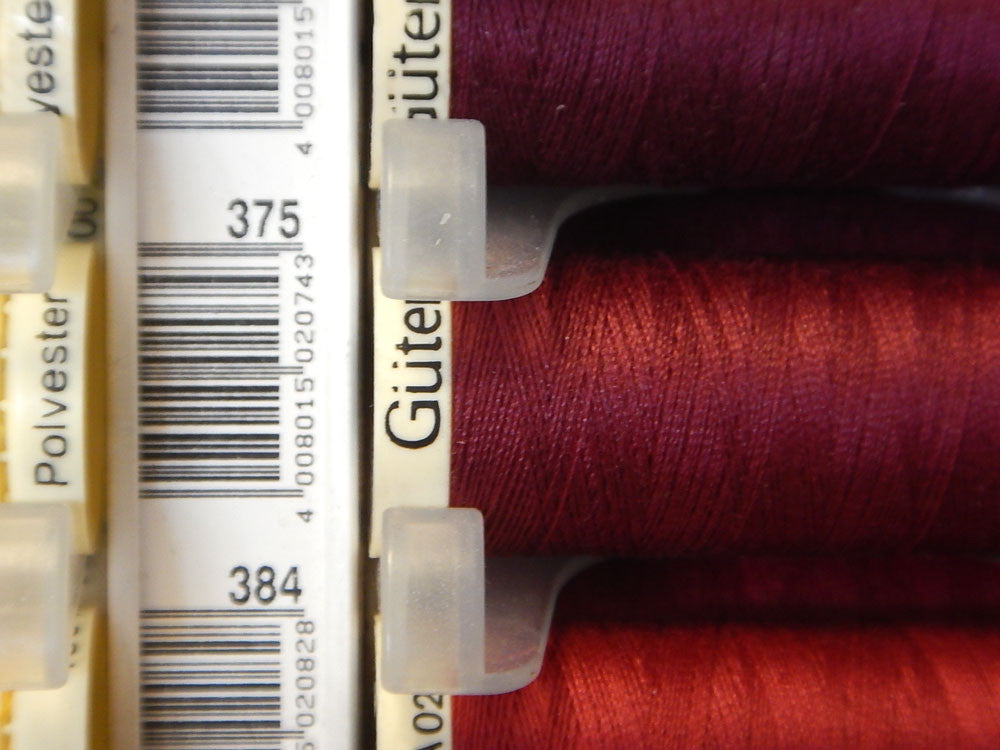 Sew All Gutermann Thread - 100m - Colour 375 - Craftyangel