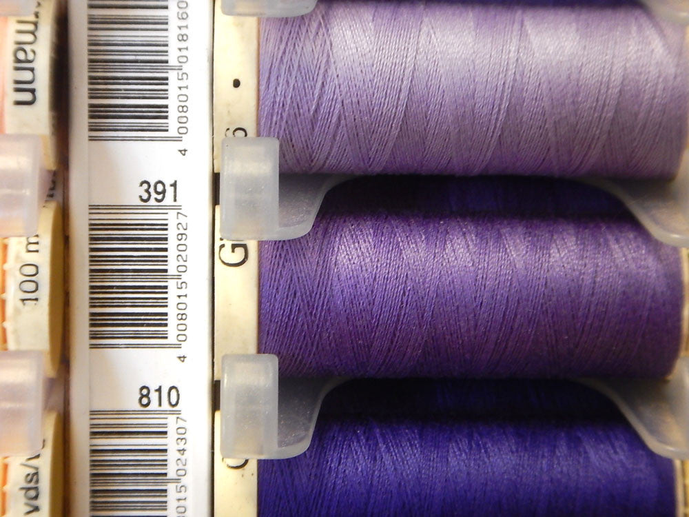 Sew All Gutermann Thread - 100m - Colour 391 - Craftyangel
