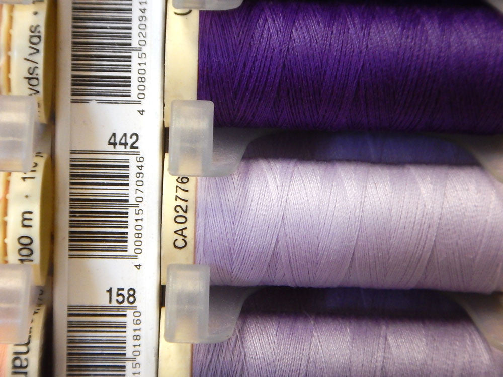 Sew All Gutermann Thread - 100m - Colour 442 - Craftyangel