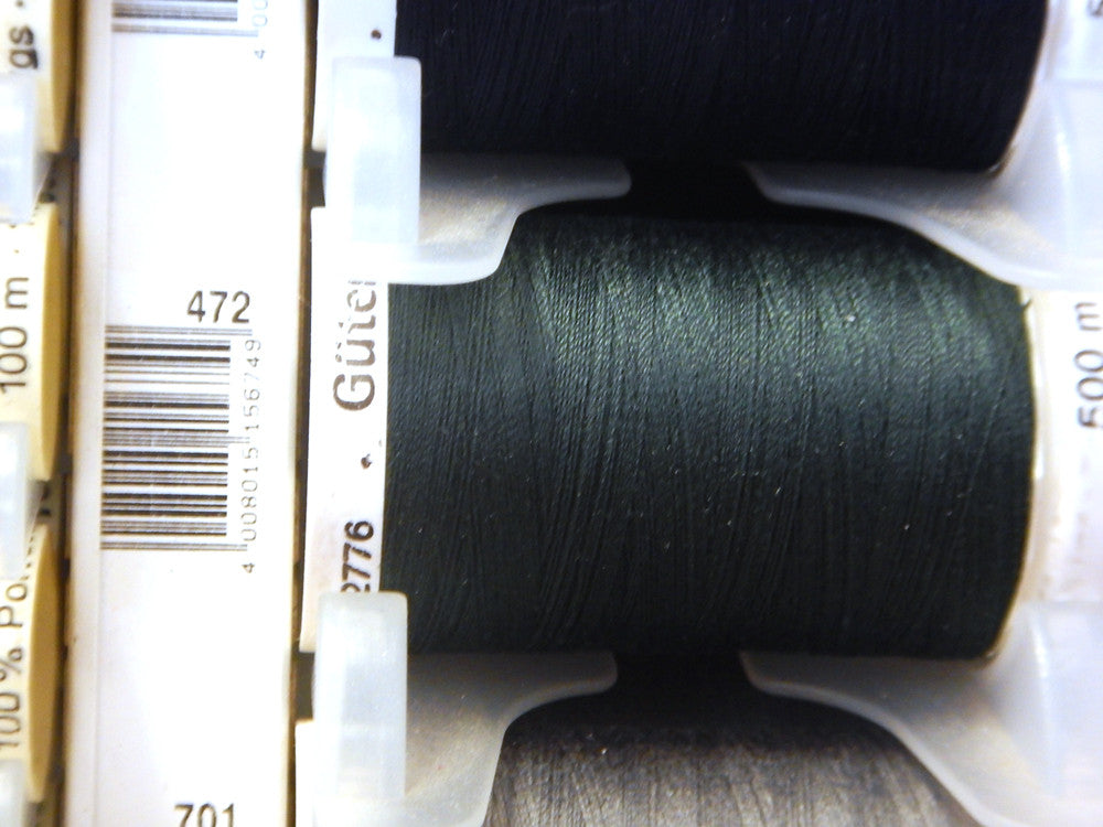 Sew All Gutermann Thread - 500m - Colour 472 - Craftyangel