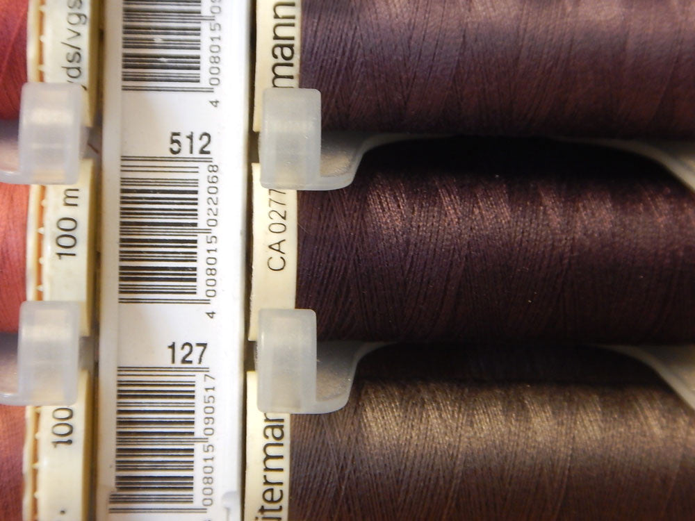 Sew All Gutermann Thread - 100m - Colour 512 - Craftyangel