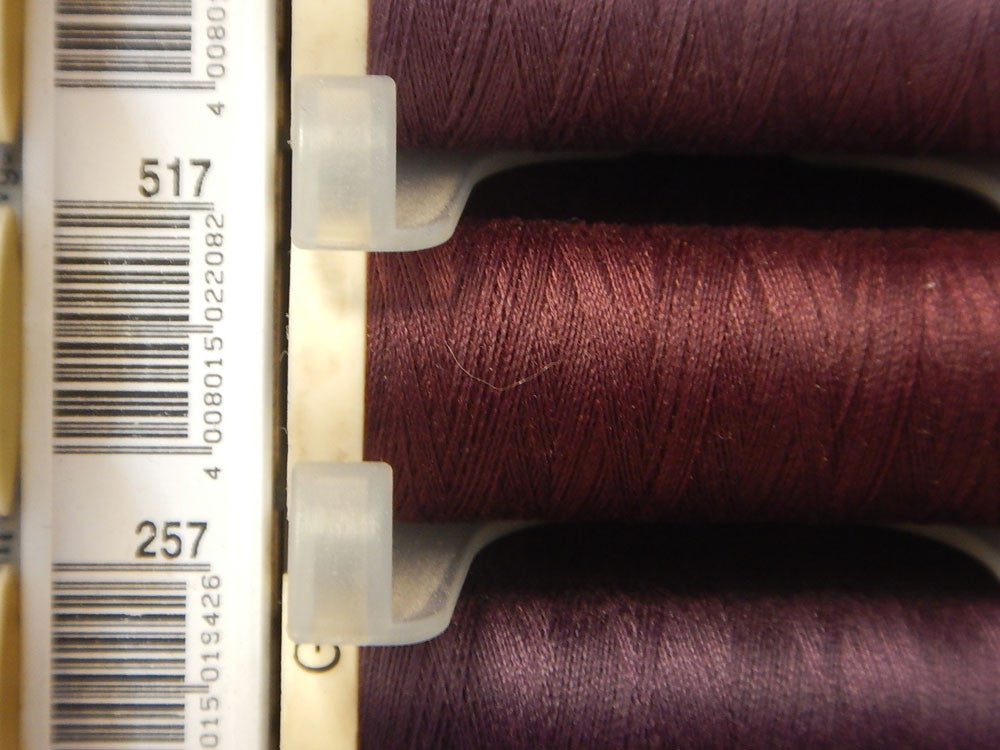 Sew All Gutermann Thread - 100m - Colour 517 - Craftyangel