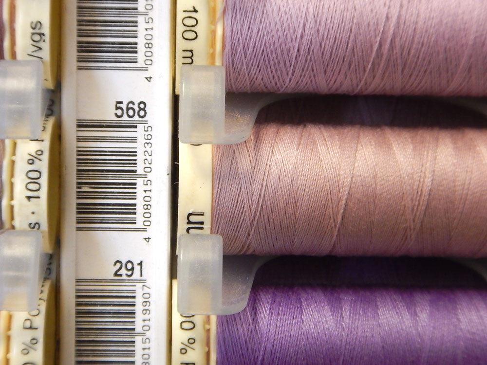 Sew All Gutermann Thread - 100m - Colour 568 - Craftyangel
