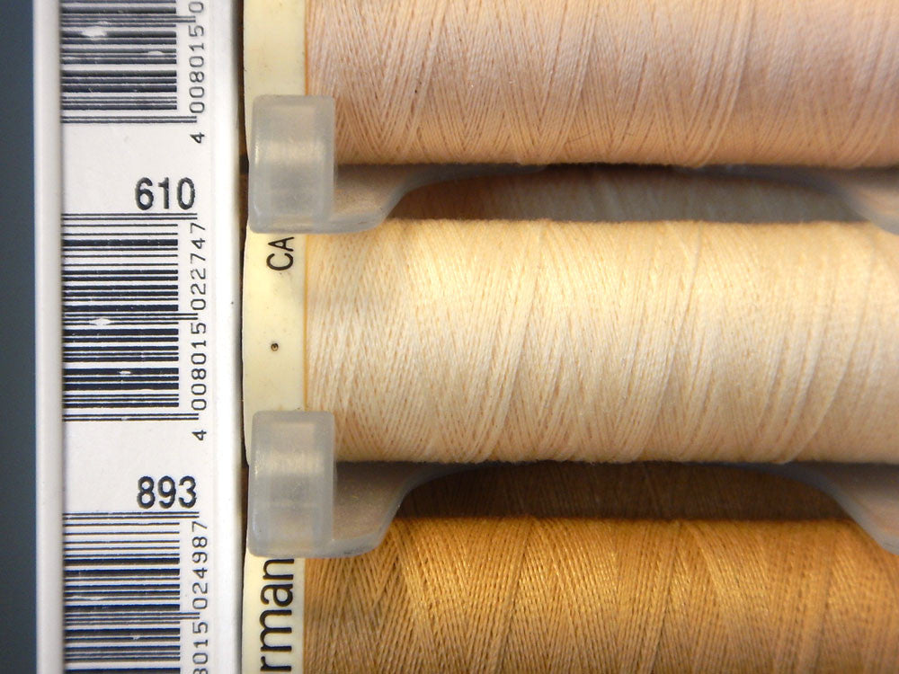 Sew All Gutermann Thread - 100m - Colour 610 - Craftyangel