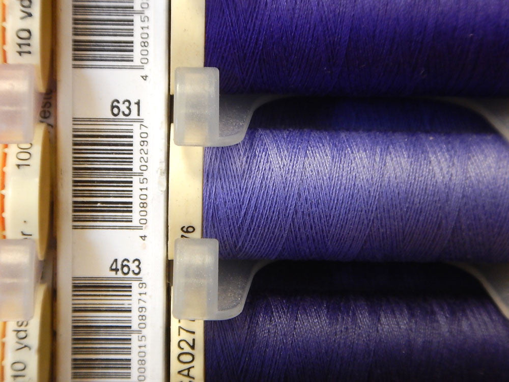 Sew All Gutermann Thread - 100m - Colour 631 - Craftyangel