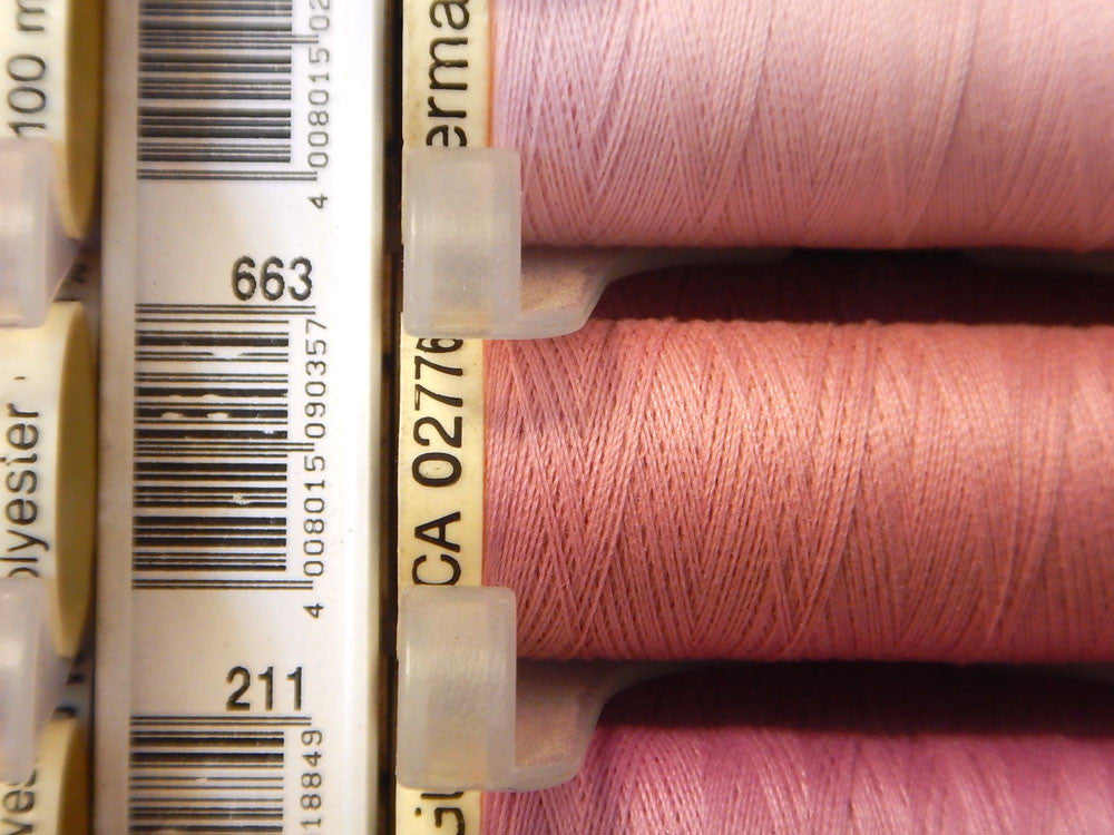 Sew All Gutermann Thread - 100m - Colour 663 - Craftyangel