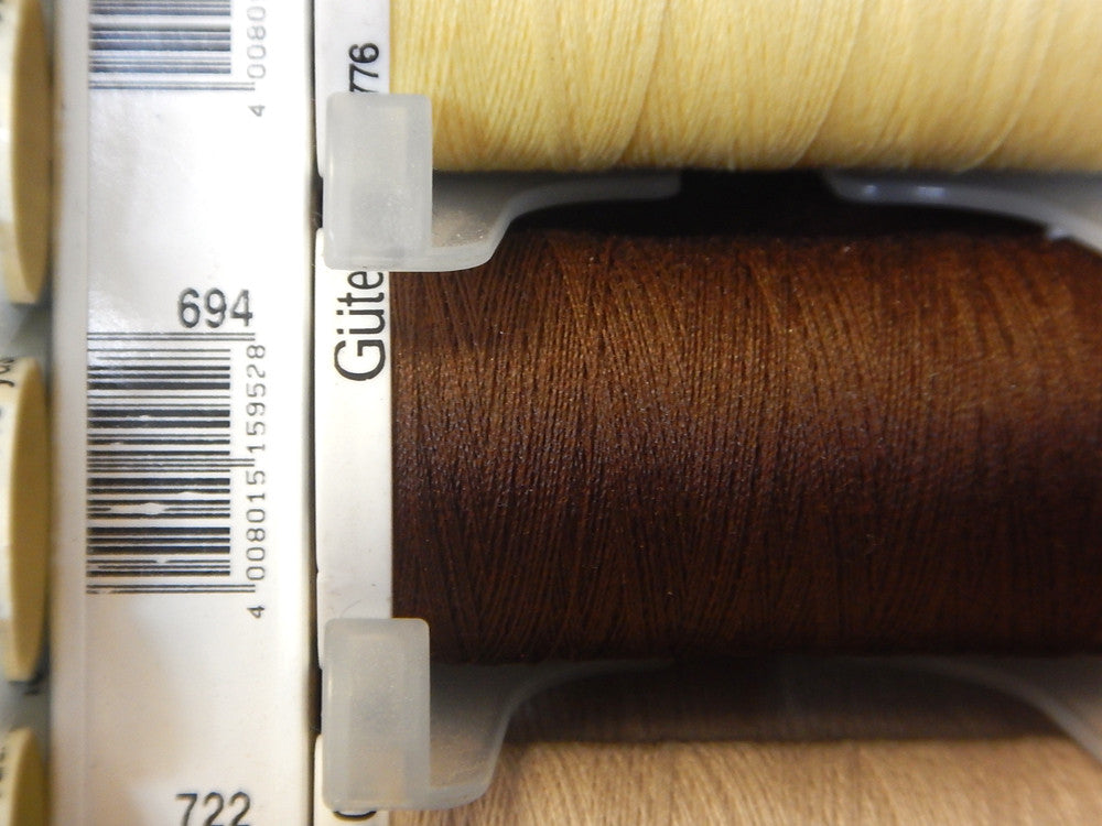 Sew All Gutermann Thread - 250m - Colour 694 - Craftyangel
