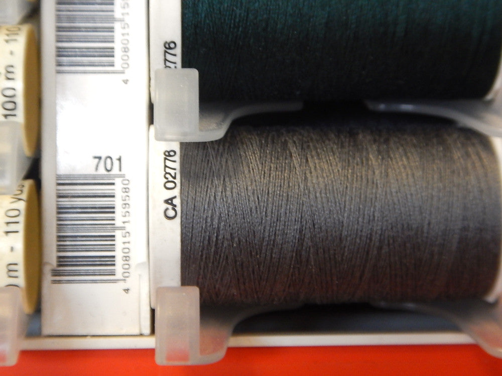 Sew All Gutermann Thread - 250m - Colour 701 - Craftyangel