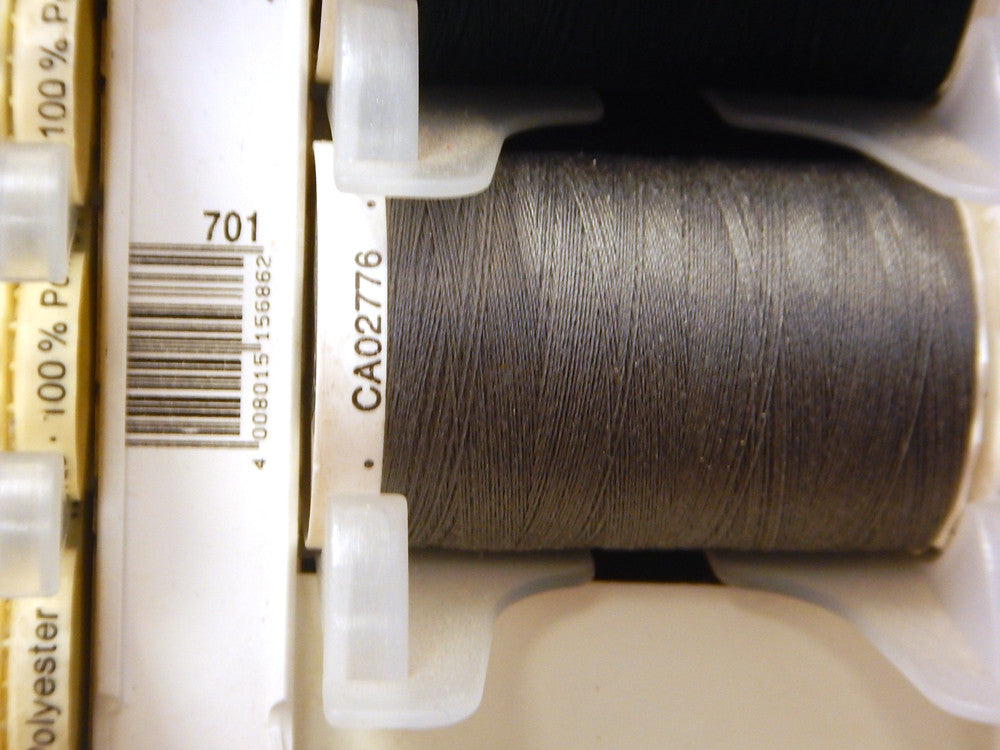 Sew All Gutermann Thread - 500m - Colour 701 - Craftyangel