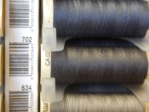 Sew All Gutermann Thread - 250m - Colour 000
