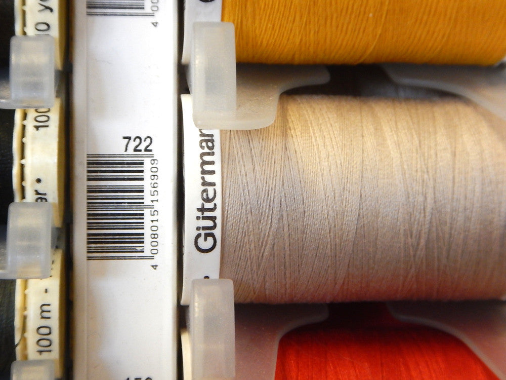 Sew All Gutermann Thread - 500m - Colour 722