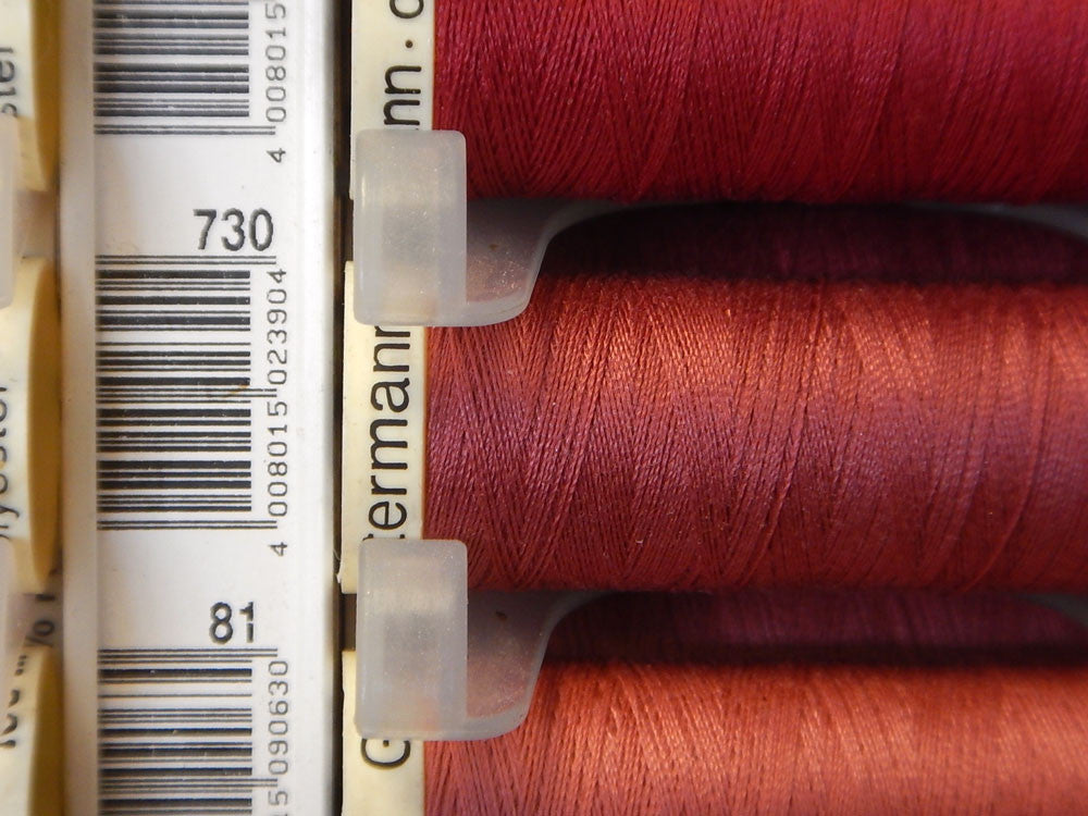 Sew All Gutermann Thread - 100m - Colour 730 - Craftyangel