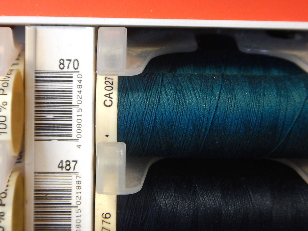 Sew All Gutermann Thread - 100m - Colour 870 - Craftyangel