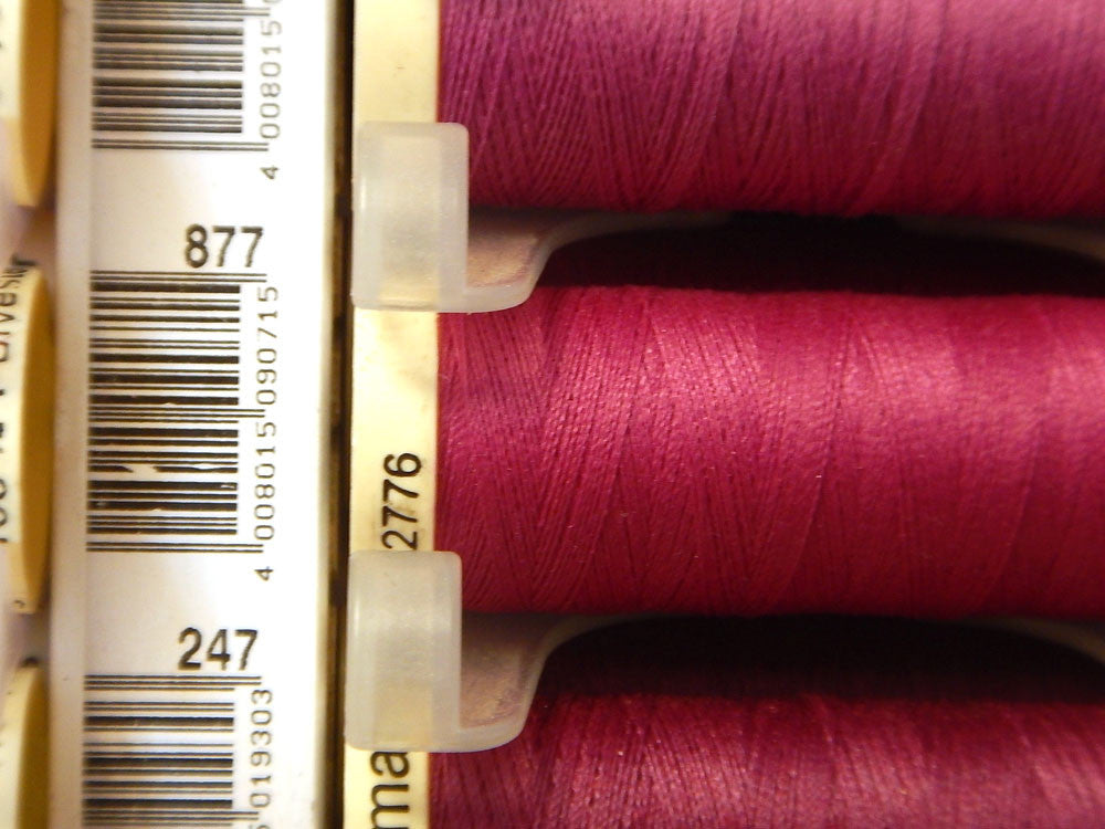 Sew All Gutermann Thread - 100m - Colour 877 - Craftyangel