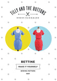 Tilly And The Buttons - Bettine Dress - Craftyangel
