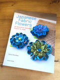 Japanese Fabric Flowers by Sylvie Blondeau