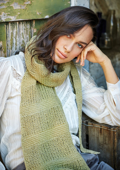 Cotton Cashmere by Sarah Hatton - Craftyangel