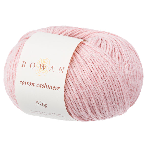Rowan Cotton Cashmere - Pearly Pink (216)