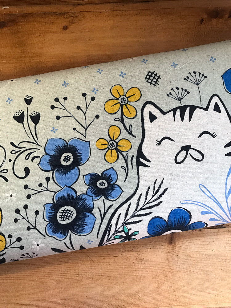 From Porto With Love - Cats (natural) - Canvas