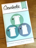 Sewaholic Patterns - Pendrell - Top - Craftyangel