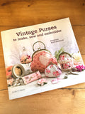 Vintage Purses to Make, Sew and Embroider by Sandrine Kielt-Michaud