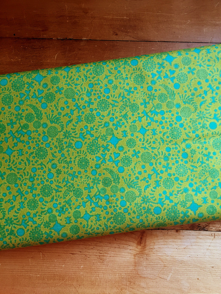 Sun Prints - Green - Craftyangel