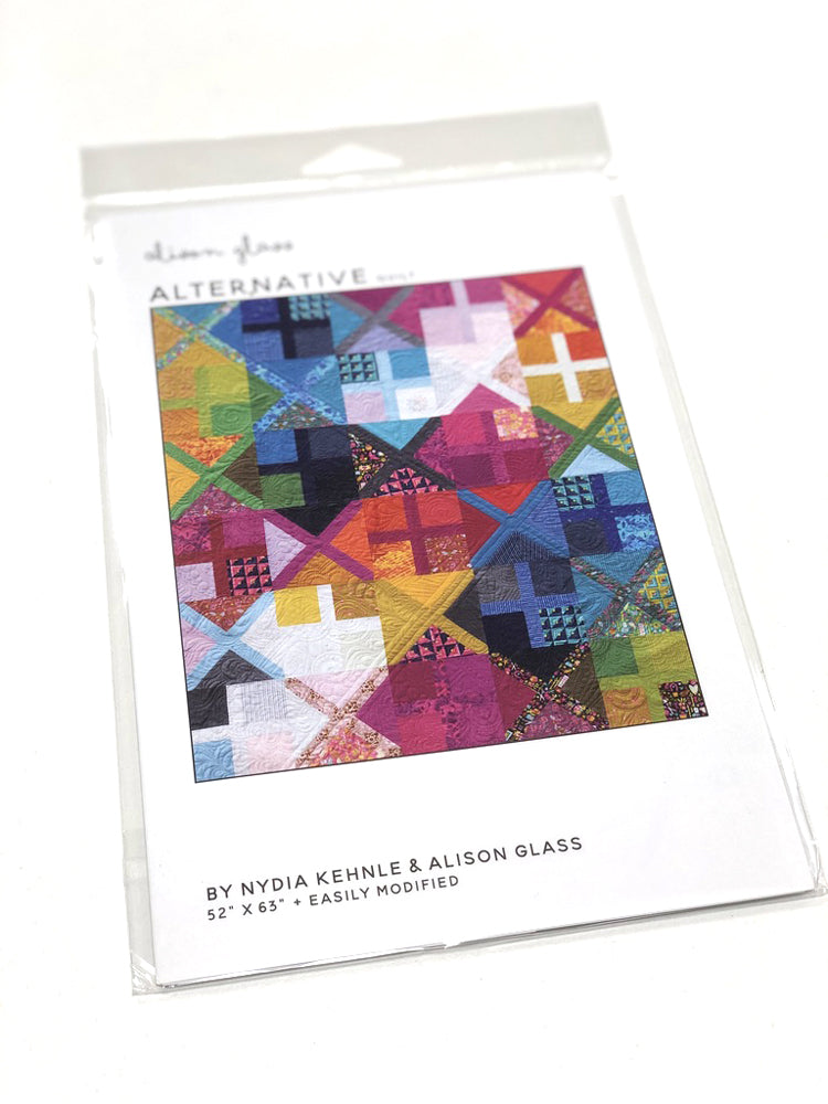 Alison Glass - Alternate Quilt pattern - Craftyangel