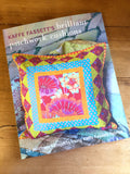 Brilliant Little Patchwork Cushions and Pillows by Kaffe Fassett - Craftyangel