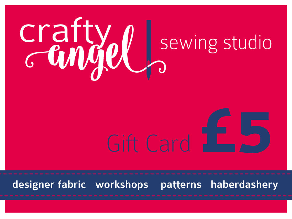 Gift Card - £5 - Craftyangel